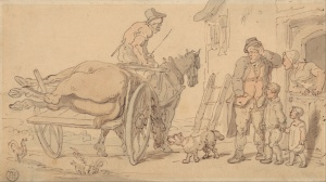 Thomas_Rowlandson_-_A_Dead_Horse_on_a_Knacker's_Cart_-_Google_Art_Project