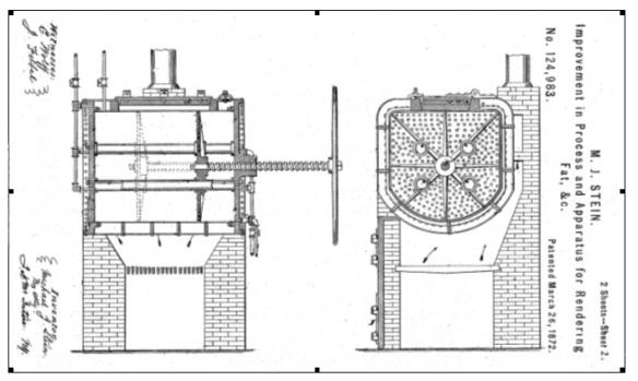 US 124 983 uit 1872